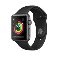Apple Watch 3 42mm Space Gray Aluminum Case