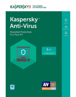 Kaspersky Anti-Virus 2018  (2 Device / 1Year) DWD