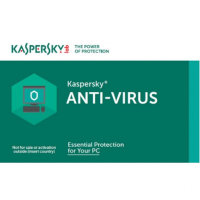 Kaspersky Anti-Virus 2018 (2 Device / 1Year) Card